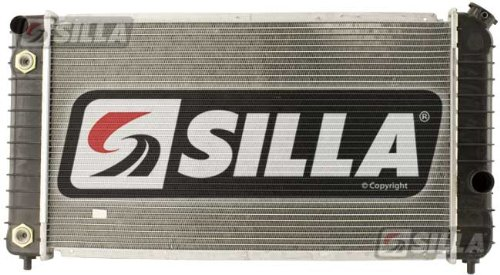 Amazon.com: Silla Automotive Radiator - Plastic/Aluminum - 1825A: Automotive