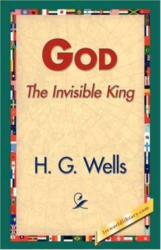 God the Invisible King pdf epub