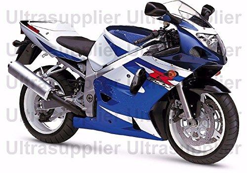 2001 Gsxr 750 - 4