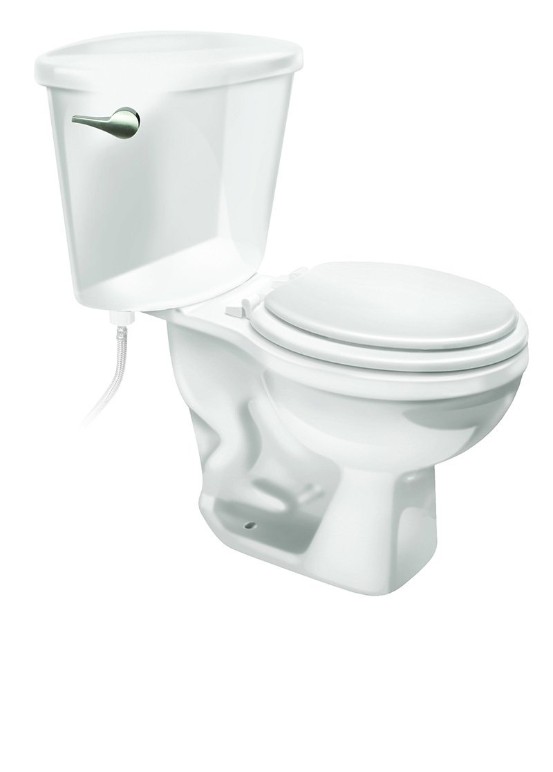 Fluidmaster 642 Perfect Fit Universal Toilet Tank Flush Lever In