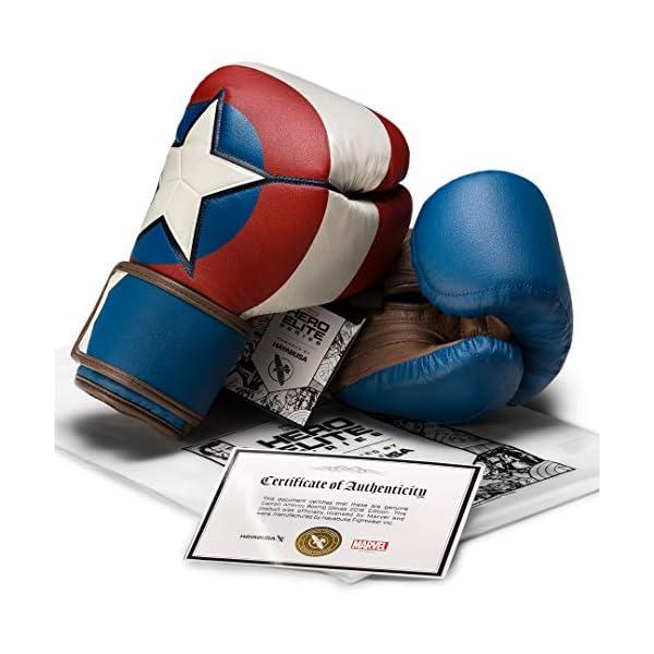 Hayabusa | Boxing Gloves | Marvel Hero Elite Series 2