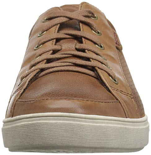 Cobb Toe Almond Women's Hill Sneaker Leather Lace Willa To rFn1rx0wZ
