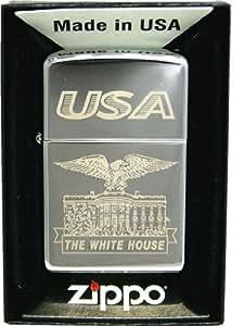 Amazon Com Zippo Lighter 250 White House Usa Health