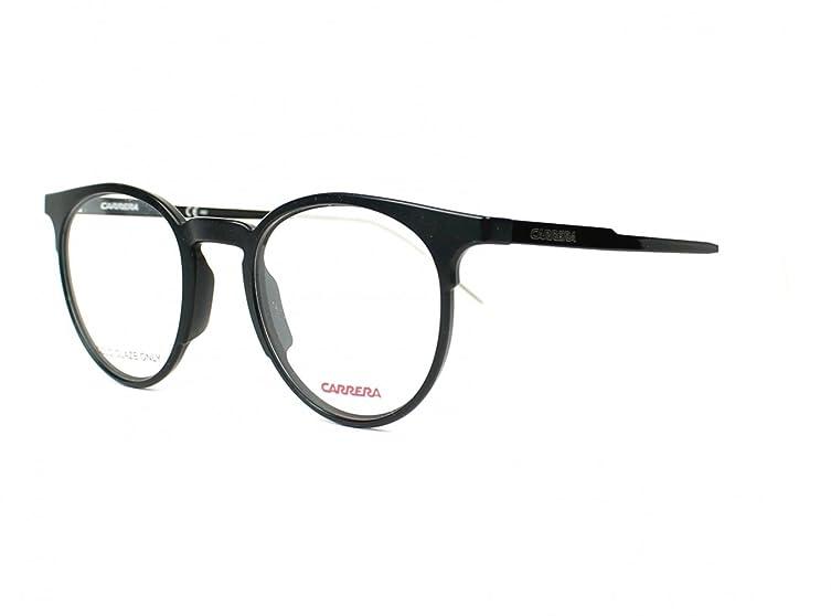 Amazon.com: Carrera 6665 Eyeglass Frames CA6665-0GTN-4721 - Matte ...