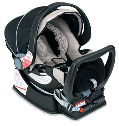 Britax Companion Infant Car Seat, Black/Tan