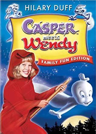casper and wendy. casper meets wendy family fun edition and v