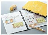 Kokuyo Campus Twin Ring Notebook, Semi B5-dotted 40 Sheets - 80 Pages, Pack of 2, Tokyo Route Map