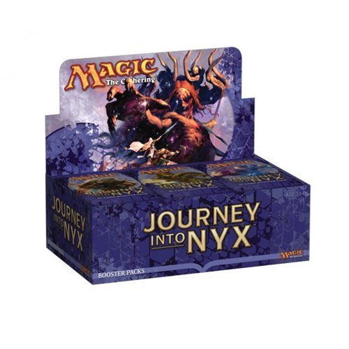 Magic: The Gathering MTG Journey Into Nyx Sealed Booster Box (36 - 36ct Box Booster