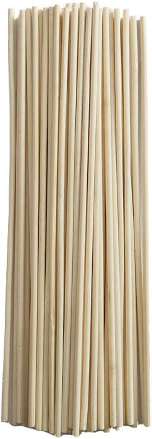 bamboo split cane sticks natural