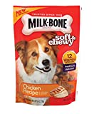 Milk Bone Dog Treats Chicken Flavor 5.6 Oz, Pack of 2 For Sale