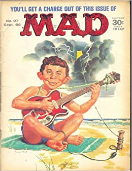 Image result for vintage mad magazine