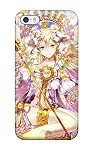 patience robinson's Shop angels yuu arcadia mage staff anime girls Anime Pop Culture Hard Plastic iPhone 5/5s cases