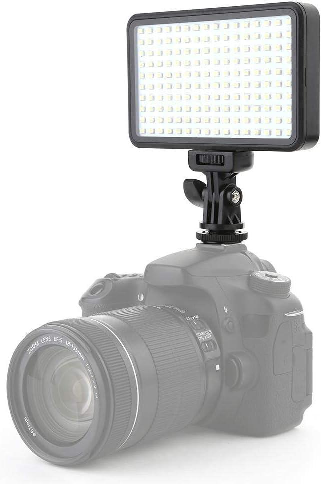 160 LED Photo Camera Lights Video Lamp Light for Digital Camera Camcorder