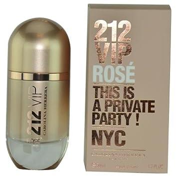 212 VIP Rose by Carolina Herrera Eau De Parfum Spray 1.7 oz for Women