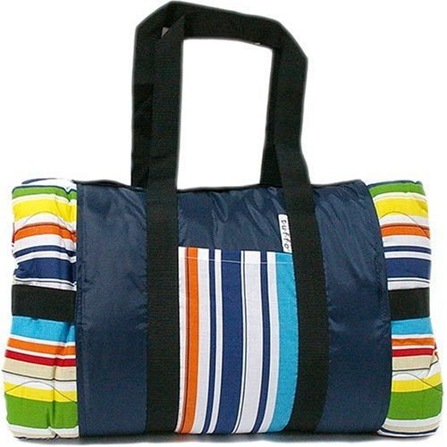 Tuffo Water Resistant Outdoor Blanket Stripe product image