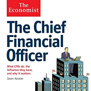 The Chief Financial Officer | Livre audio