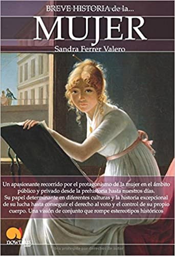 Breve Historia De La Mujer Versión Sin Solapas Amazonde Sandra
