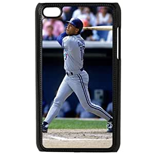 MLB&IPod Touch 4 Black Toronto Blue Jays Gift Holiday Christmas Gifts cell phone cases clear phone cases protectivefashion cell phone cases HMLA615583931