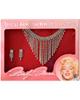California Costume Women's Marilyn Jewelry Set