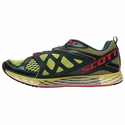 Scott Mk4 + Løpesko Kvinners Grønn