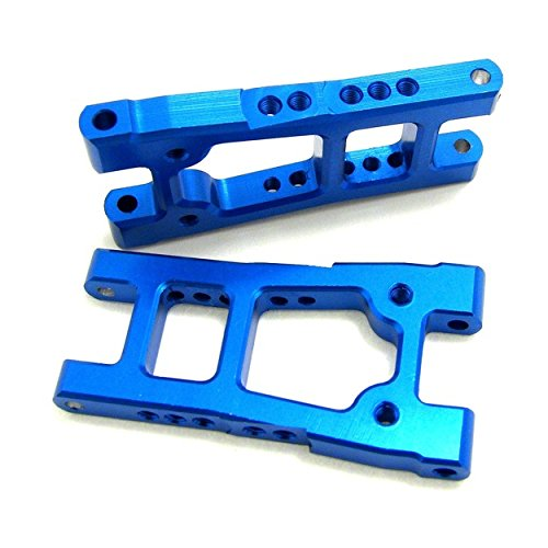X Spede FOF56W06 Tamiya Ta05 Ff03 Aluminum Rear Arm Set (Rear Ta05)