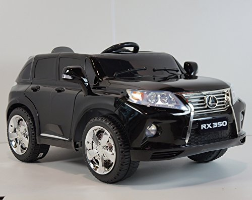 lexus style suv 12v battery operated ride on toy car for kids 4kids