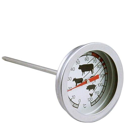 Compra ZGZXD-2Pcs Kitchen Termómetro de Acero Inoxidable, Kitchen ...