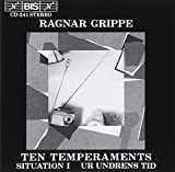 Grippe: 10 Temperaments/Situation I/Ur Undrens Tid by Grippe, Ragnar (1994-01-01)