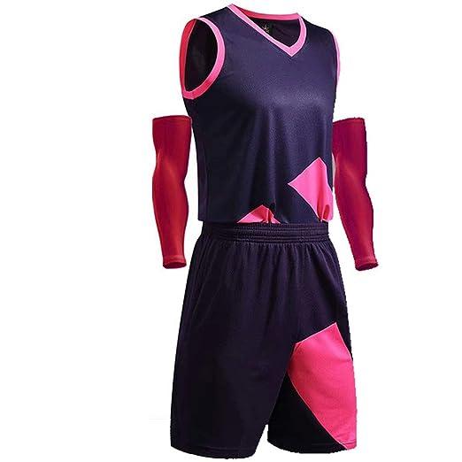 GJFENG Sportswear Traje De Entrenamiento Físico para Hombres ...