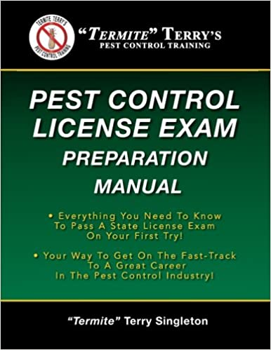 Termite terrys pest control license exam preparation manual termite terrys pest control license exam preparation manual everything you need to know to pass a state license exam on your first try fandeluxe Image collections