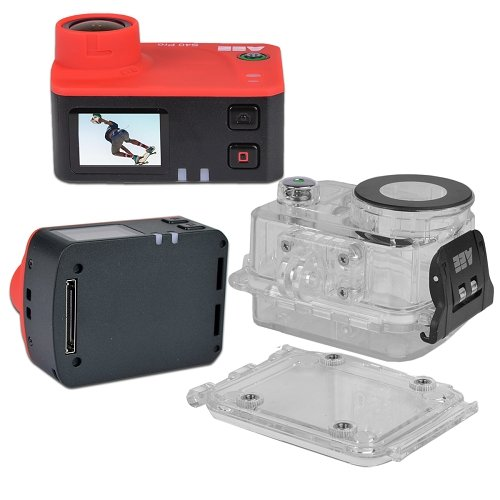 AEE Technology 1080P HD Lapse Long Battery Life Action Camera