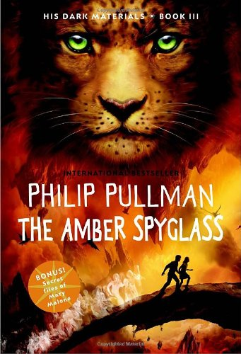 The Amber Spyglass - Book #3 of the His Dark Materials