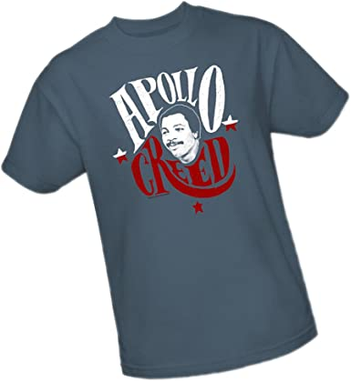 Shirt Rocky Apollo Creed Adult Ringer T Mgm