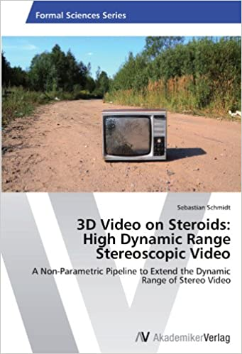 3D Video on Steroids: High Dynamic Range Stereoscopic Video: A Non-Parametric Pipeline to Extend the Dynamic Range of Stereo Video