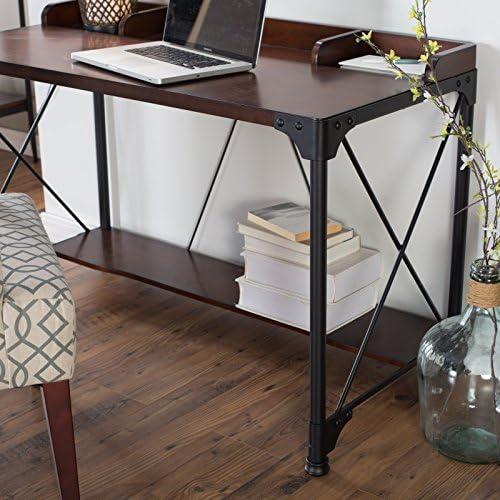 Belham Living Trenton Industrial Writing Desk