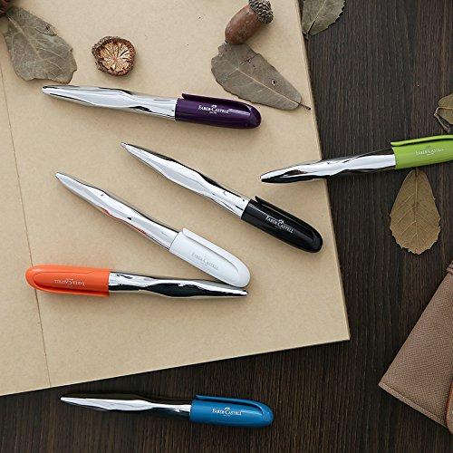 Faber Castell N'ice Ballpoint Pen Plum Photo #5