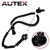 AUTEX ABS Wheel Speed Sensor Front Left/Right XL3Z2C204CB/ALS201 compatible with 1997 1998 1999 2000 2001 2002 Ford Expedition 1997 1998 1999 2000 2001 2002 2003 Ford F-150 1997 98 Ford F-250 4WD ONLY