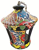 TALAVERA HANGING LANTERN (WITH CHAIN)