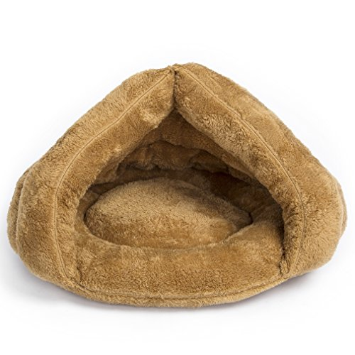 Soft-Warm-Cat-Bed-for-Winter-Cat-Tent-Self-Warming-Sleeping-Bed-for-Cats-Fleece-Pet-Cave-Bed-for-Winter-Pets-Puppy-Indoor-Pet-Triangle-Nest