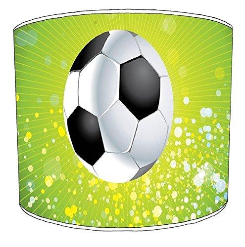 Premier balón de fútbol de arroz 16 pantalla para lámpara de mesa ...