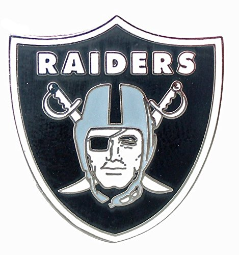 NFL Oakland Raiders Logo Pin (Raiders Logo Pin)