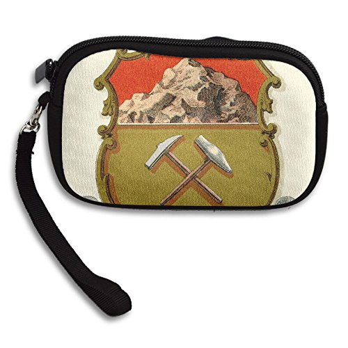 Colorado State Coat Of Arms Deluxe Printing Small Purse Portable Receiving Bag by KIBGqw (Image #1)