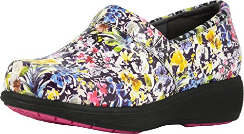 SoftWalk Women's Meredith Sport Festive Floral 9.5 M US ()