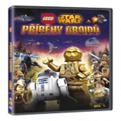 LEGO Star Wars: Pribehy droidu 1 (Lego Star Wars: Droid Tales: Volume 1)
