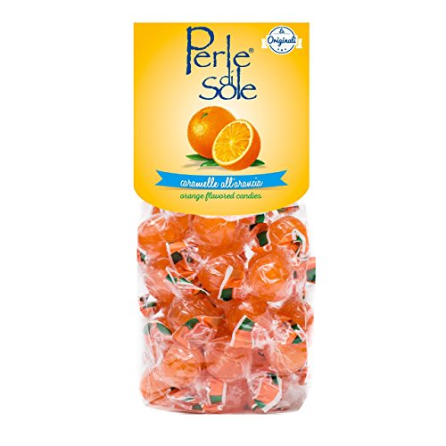 Perle di Sole Orange Drops (7.05oz. Bag)