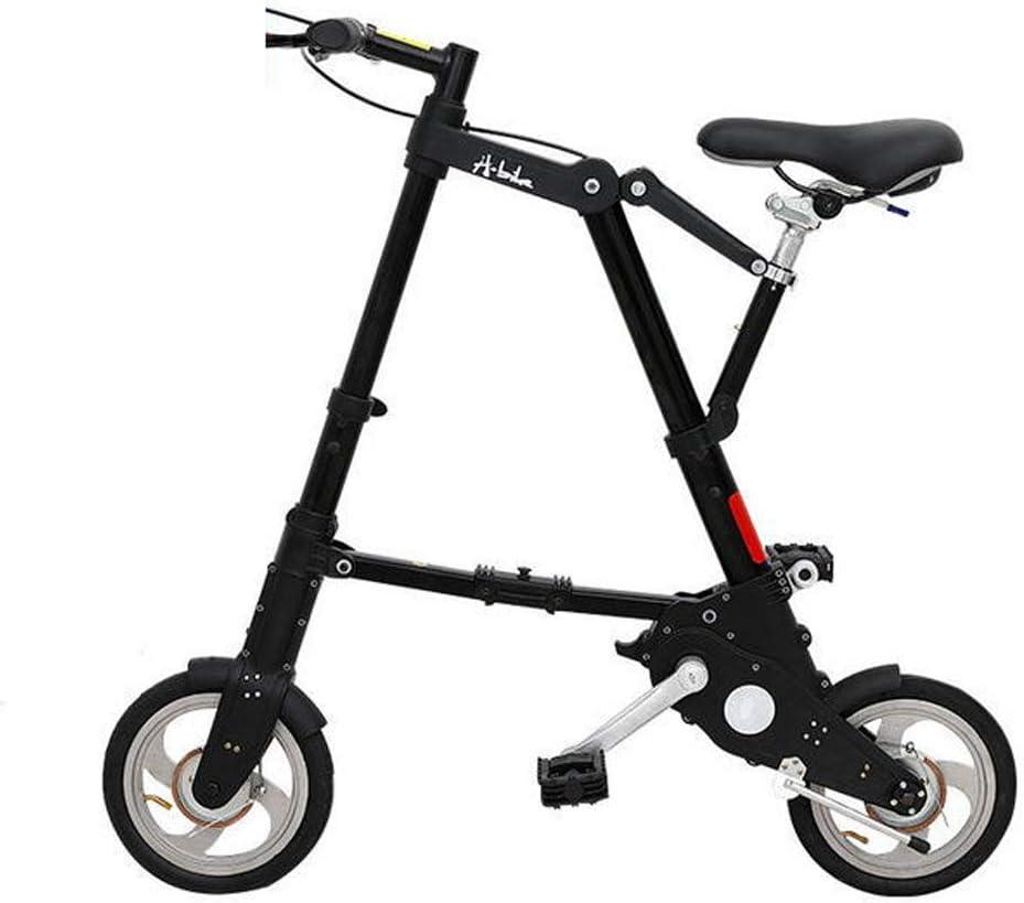 WYFDM Bicicletas, Bicicleta Plegable de 8/10 Pulgadas Aleación de ...