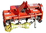 Value-Leader 37'' Adjustable Offset 3pt Rotary Tiller FH-TL95 Cat.I 3pt 16+hp ~Slip Clutch Driveline