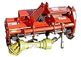 """Value-Leader 37"""" Adjustable Offset 3pt Rotary Tiller FH-TL95 Cat.I 3pt 16+hp ~Slip Clutch Driveline"""
