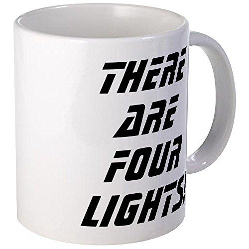 CafePress FOUR LIGHTS Mug Unique Coffee Mug, Coffee Cup