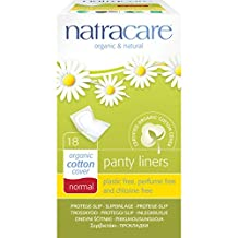 Natracare Panty Liner Normal, 18 Count
